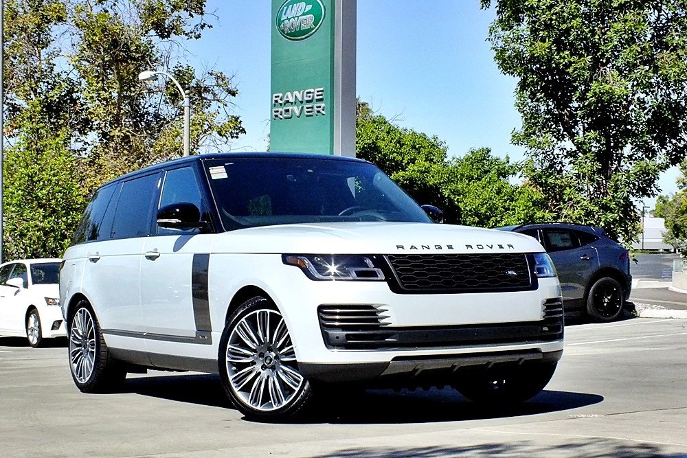 New 2020 Land Rover Range Rover 5.0L V8 Supercharged Autobiography LWB