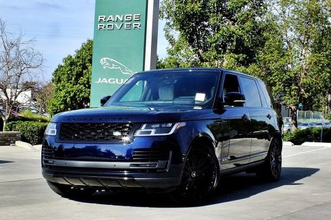 New 2020 Land Rover Range Rover Supercharged